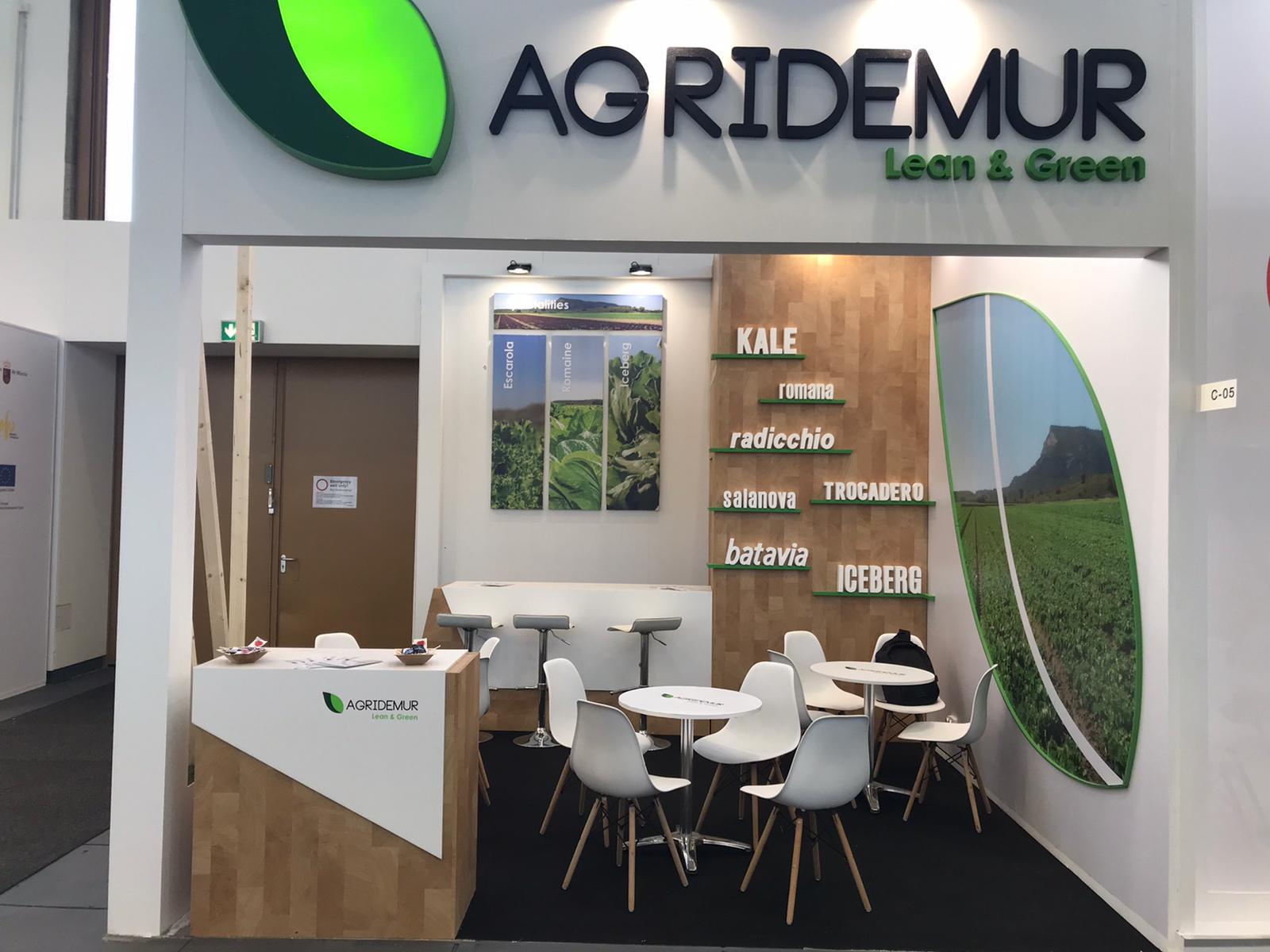 Agridemur en Fruti Logistica Berlin